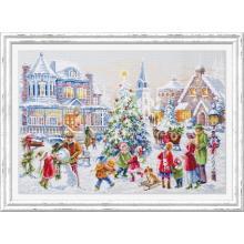 Гоблен Чудесная игла 100-250 В навечерието на Коледа