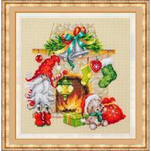 Гоблен Чудесная игла 100-251 В очакване на Коледа