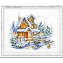 Гоблен Чудесная игла 110-042 Затрупани в снега