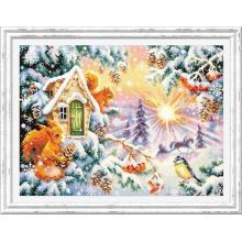 Гоблен Чудесная игла 110-700 Зимно утро