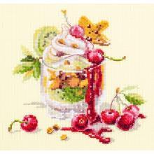 Гоблен Чудесная игла 120-081 Десерт с вишни