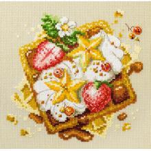 Гоблен Чудесная игла 120-091 Гофрета с ягоди