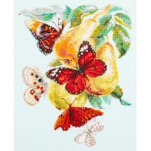 Гоблен Чудесная игла 130-051 - Пеперуди на крушата