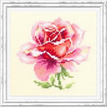 Гоблен Чудесная игла 150-002 Розова роза