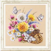 Гоблен Чудесная игла 40-81 Полски цветя