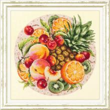 Гоблен Чудесная игла 54-04 Екзотични плодове