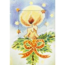 Картичка Орхидея 6209