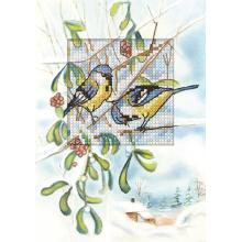 Картичка Орхидея 6268