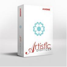 Софтуер за създаване на мотиви Digitizer Artistic