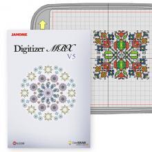 Софтуер за създаване на дизайни JANOME Digitizer MBX 5.5
