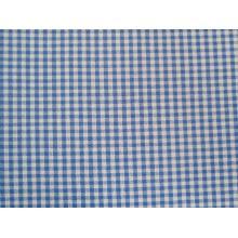 Плат Poplin Синьо бели квадратчета № 15 - 50 х 50 см