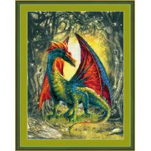 Гоблен Риолис РТ-0057 Forest Dragon