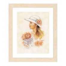 Гоблен Ланарте PN-0162297 Дама с шапка