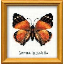 Гоблен Риолис НВ-094 Оранжева пеперуда