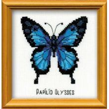 Гоблен Риолис НВ-095 Синя пеперуда