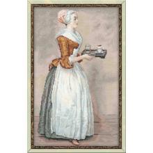 Гоблен Риолис 100/023 Шоколад автор J.E. Liotard