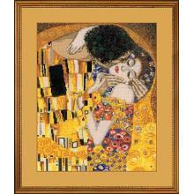 Гоблен Риолис 1170 Целувката по картина на Климт