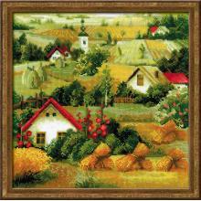 Гоблен Риолис 1569 Пейзаж от Сърбия