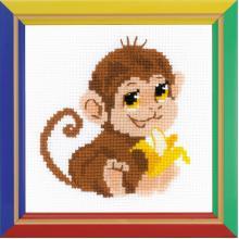 Гоблен Риолис НВ-161 Маймунка