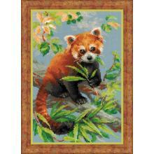 Гоблен Риолис 1627 Червена панда