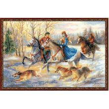 Гоблен Риолис 1639 Руски лов