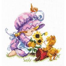 Гоблен Чудесная игла 33-15 Градинари