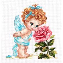 Гоблен Чудесная игла 35-09 Ангел на щастието