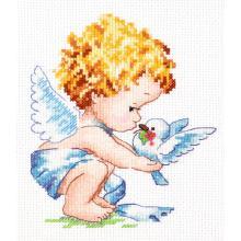 Гоблен Чудесная игла 35-13 Бял ангел