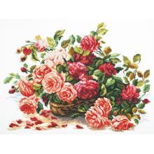 Гоблен Чудесная игла 40-38 Царски рози