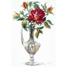 Гоблен Чудесная игла 40-65 Червена роза