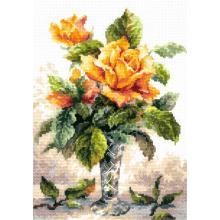 Гоблен Чудесная игла 40-79 Жълти рози