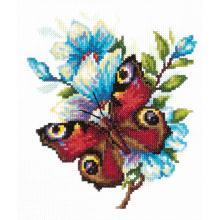 Гоблен Чудесная игла 42-09 Паунова пеперуда