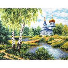 Гоблен Чудесная игла 43-10 Път към храма