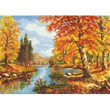 Гоблен Чудесная игла 45-02 Златна есен
