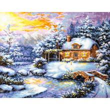 Гоблен Чудесная игла 45-08 Зимна приказка