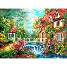 Гоблен Чудесная игла 47-04 Френска къща