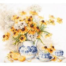 Гоблен Чудесная игла 50-08 Цветен чай