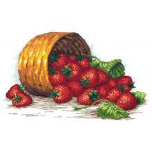 Гоблен Чудесная игла 55-08 Кошница с ягоди