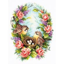 Гоблен Чудесная игла 64-05 Семейно гнездо