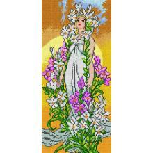 Щампа Orchidea 2216J - 24 х 51 см