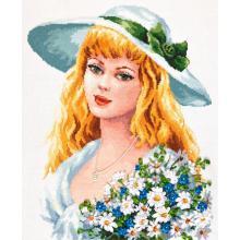 Гоблен Чудесная игла 83-05 Твоите зелени очи