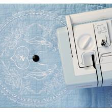 Устройство за кръгове Janome 9 мм, Circular Sewing Attachment 200024109