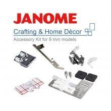 Комплект крачета за Janome Skyline, Crafting and Home Decor Accessory Kit 863403006