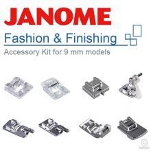 Комплект крачета за Janome Skyline, Fashion and Finishing Kit 863404007