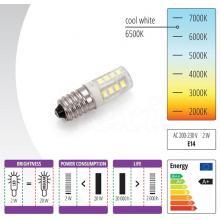 LED крушка едисонова резба Е14