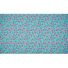 Плат Poplin - Червени боровинки, 50 х 50 см