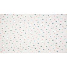 Плат Poplin - Приказните птички, 50 х 50 см