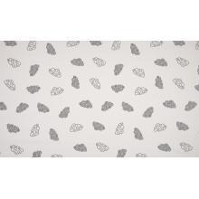 Плат Poplin Облаци Clouds - 50 х 50 см