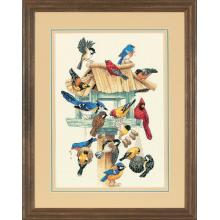 Гоблен Dimensions 13683 - Хранилка за птици