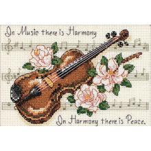 Гоблен Dimensions 16656 - Музиката е хармония
